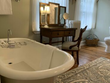 Seclusion Package, Pinecrest Bed & Breakfast
