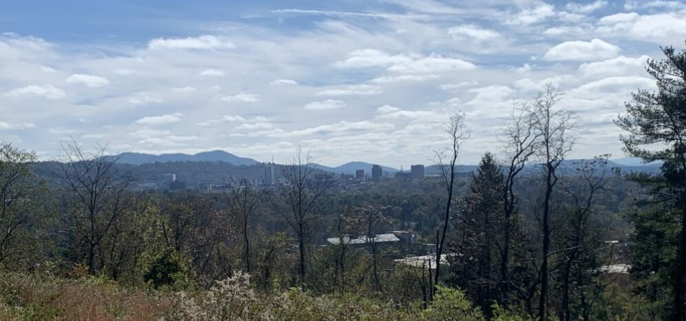 Sweeping Views From This Hike in the City, Pinecrest Bed & Breakfast