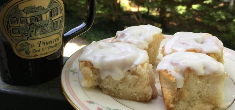 Ban the Can: DIY Cinnamon Biscuits!, Pinecrest Bed & Breakfast