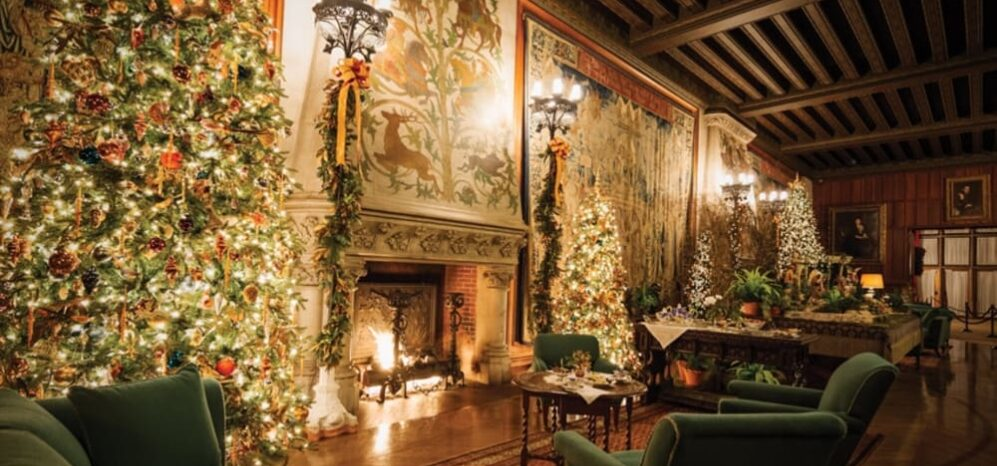 The Magic of a Biltmore Christmas!, Pinecrest Bed & Breakfast