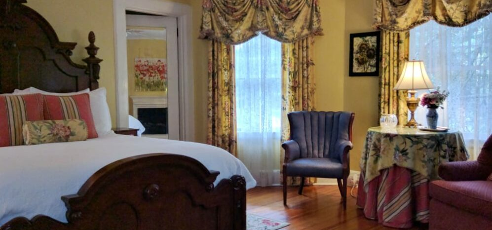 You Might be a B&B Person If……, Pinecrest Bed & Breakfast